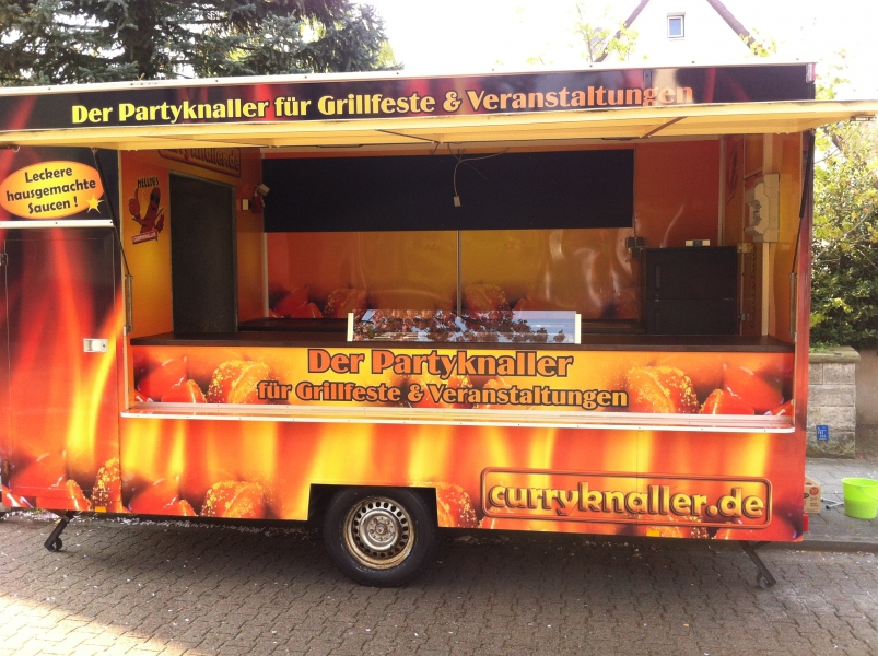 Foodtruck Curryknaller