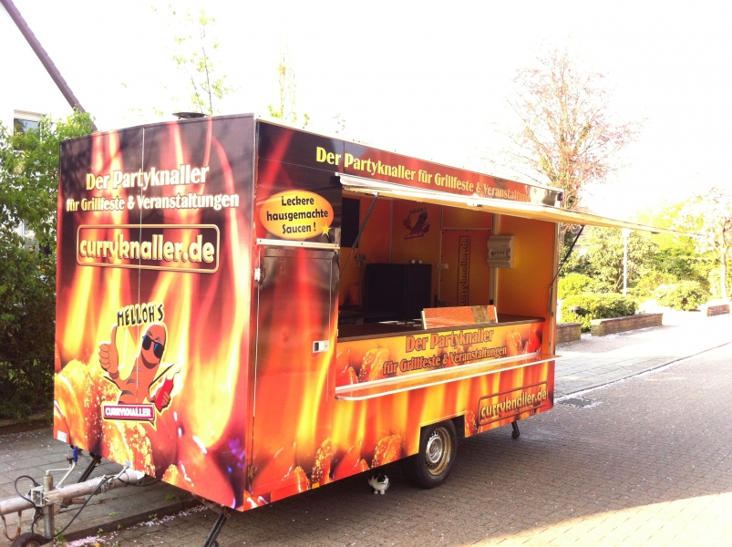 Curryknaller Foodtruck