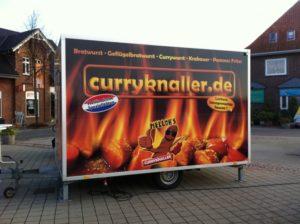 Bratwurst vom Curryknaller